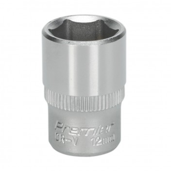 Image for WALLDRIVE? SOCKET 12MM 1/4inchSQ DRIVE