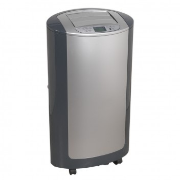 Image for AIR CONDITIONER/DEHUMIDIFIER/HEATER 12000BTU/HR